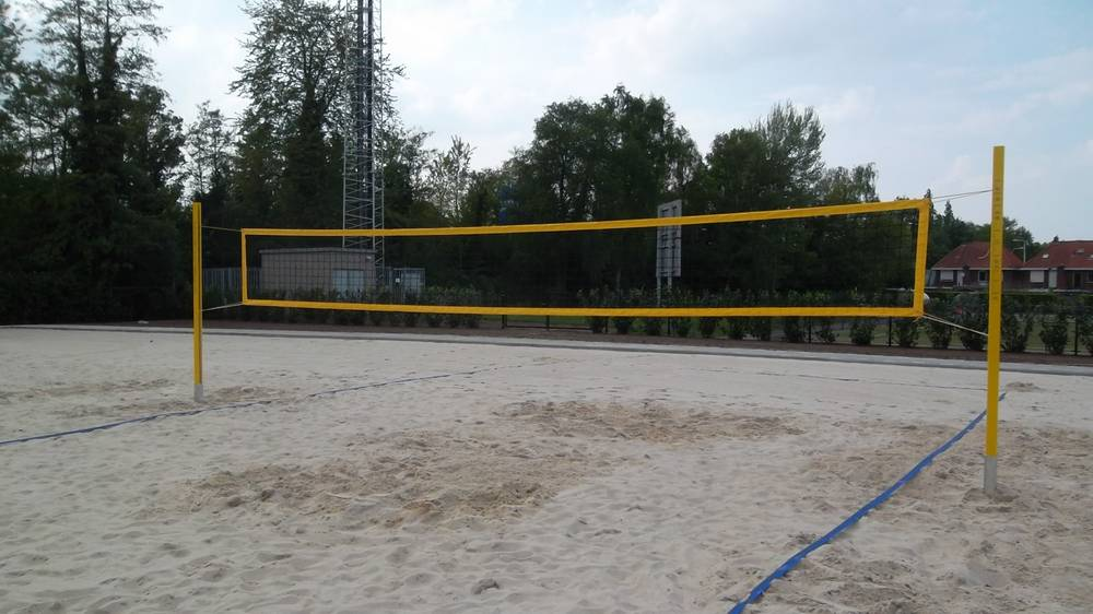 Beachvolleybalpaal