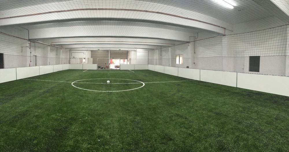 Indoor Soccer West